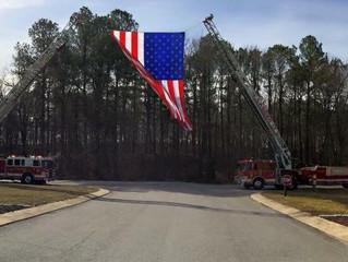 Farewell to a Fire Service Legend
