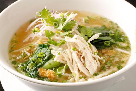 フォーガー(鶏麺)Vietnamese chicken rice noodle