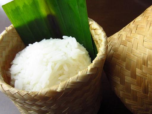 カオ ニャオ(タイの餅米)