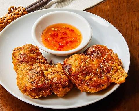 ガイ トード トムヤム(トイムヤムフライドチキン)Spicy fried chicken<tom yam> taste