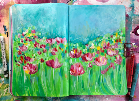 """28 February Flowers"" Week 2"