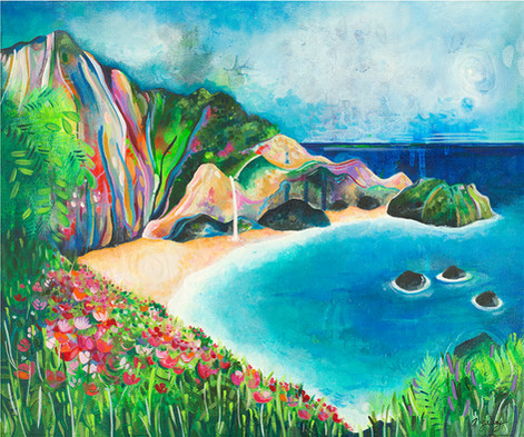 Julia Pfeiffer Beach