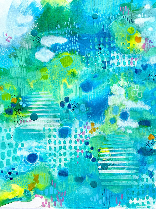 """Creative Session """"Abstract Playtime"""""""