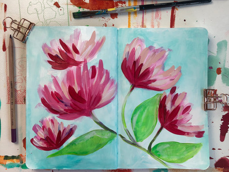 """28 February Flowers"" Week 1"