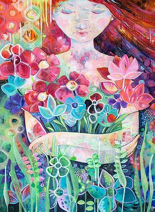 """Anna"" Fine Art Print"
