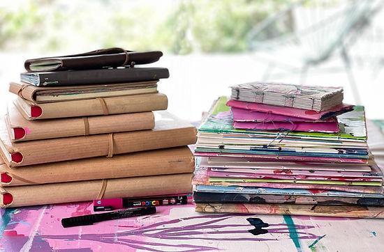 Store and Handmade Journals_Andrea Garvey.jpg
