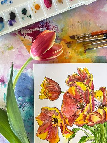 WCB_Tulips_365 Drawing_Vert_Andrea Garvey.jpg