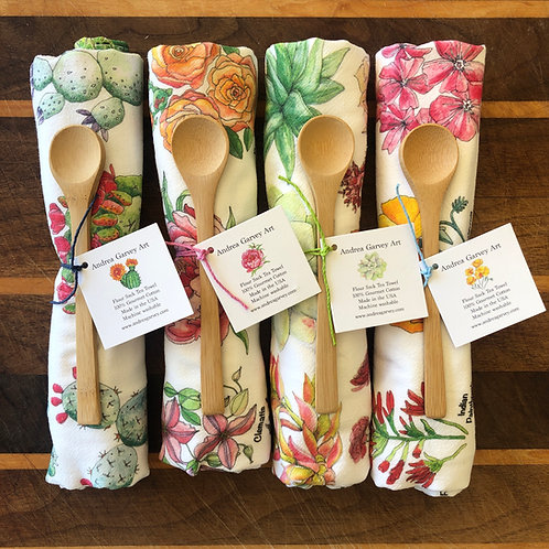 Buy 4 + Save! Flour Sack Dish Towels