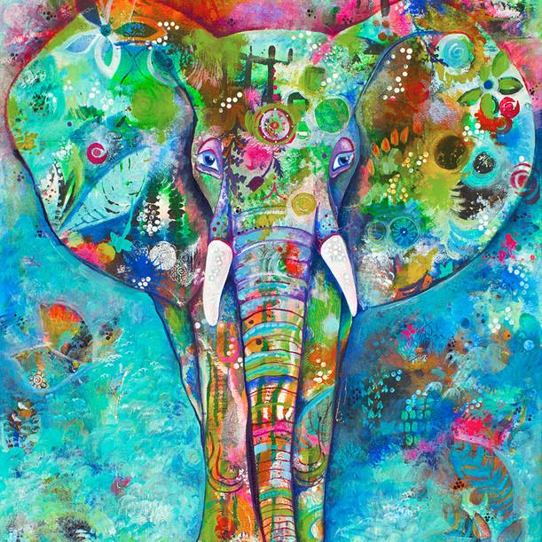 Rumi's Elephant