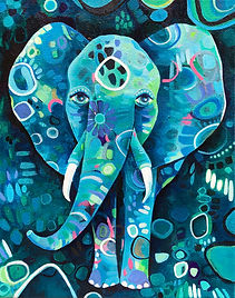 Whimisical Elephant _Andrea Garvey.jpg