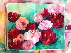 Do you have an art journal practice?