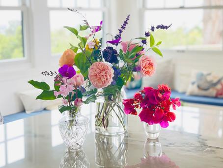 May flowers in my garden