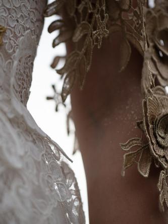 Franck Sorbier Haute Couture Hiver 2021-2022 L'Esprit des lieux Chaalis La Servante, le Passeur et la Relique