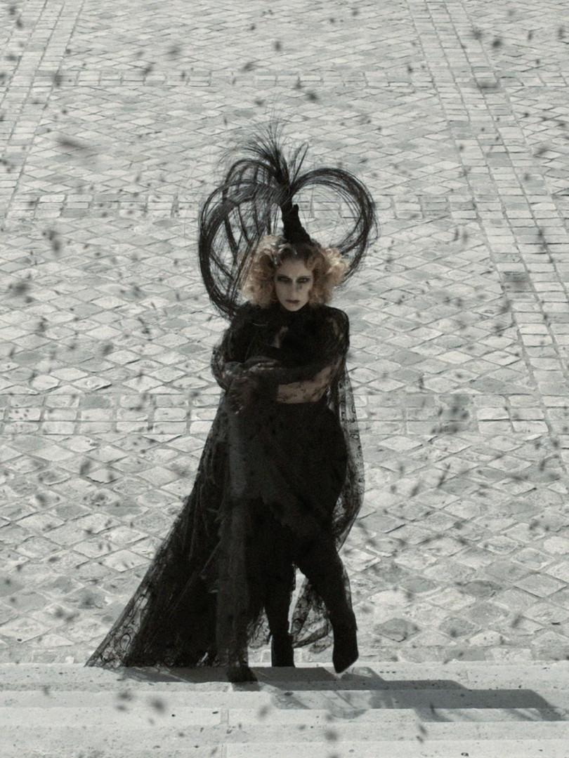 """""""Il Medico della Peste"""" prélude Franck Sorbier Haute Couture Maître d'Art Hiver-Winter 2020/2021"""
