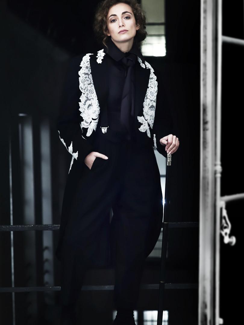 """Tête-à-tête - Franck Sorbier Haute Couture Eté 2021 """"Muse en Scène"""""""