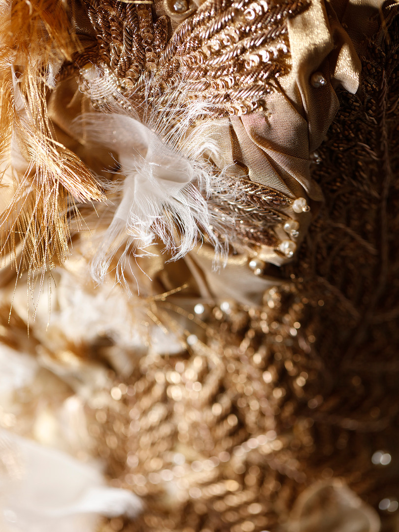 """Iconoclaste - Franck Sorbier Haute Couture Eté 2021 """"Muse en scène"""""""
