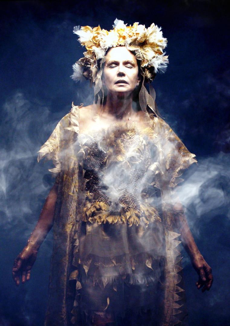 """Franck Sorbier Haute Couture Eté 2021 """"Muse en Scène"""""""
