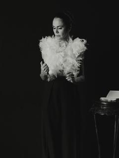 """Magie blanche - Franck Sorbier Haute Couture Eté 2021 """"Muse en Scène"""""""