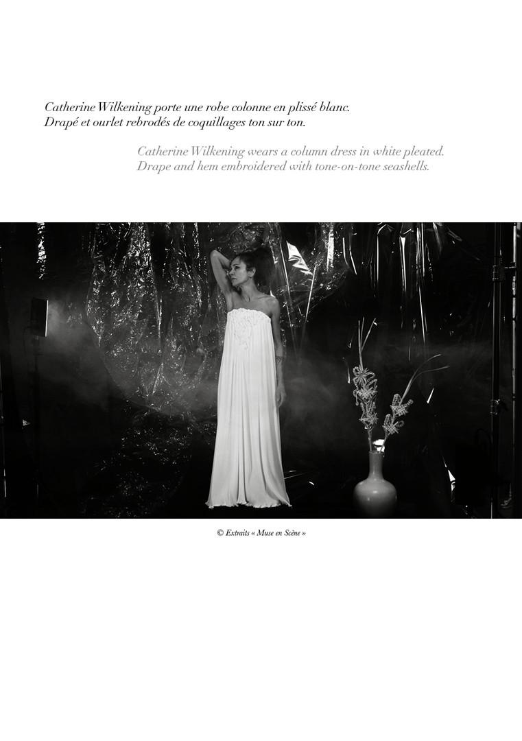 Franck Sorbier Haute Couture Eté 2021 Muse en Scène
