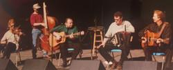 Alias at Merlefest + Tony Rice