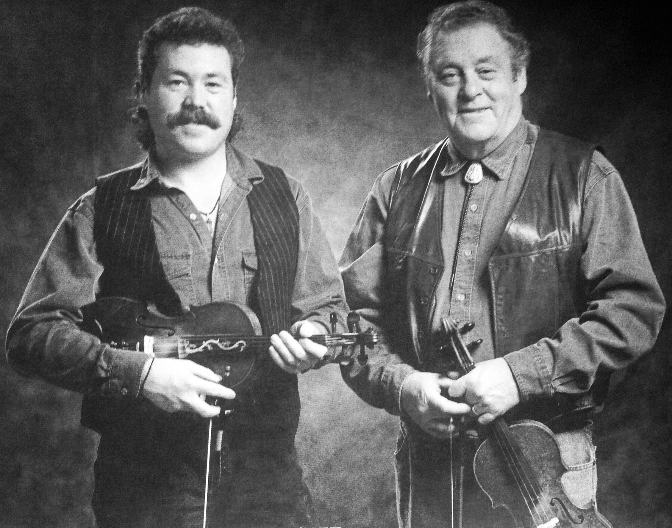 Tony & Gene Michael