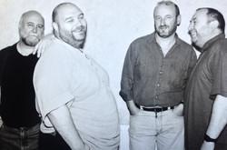 Brian, Gino, Tomas & R.K.