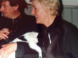 Barry, Trudi & Tikker