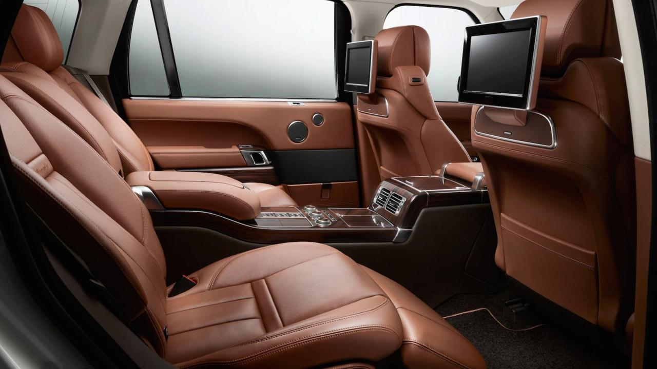 Range Rover Ultimate - Interior