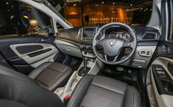 Proton Perdana - Interior work