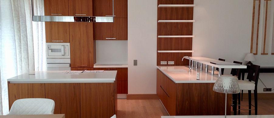 Реставрация и ремонт кухонной мебели в Москве и Подмосковье
