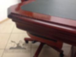 Удаление вмятин на мебели
