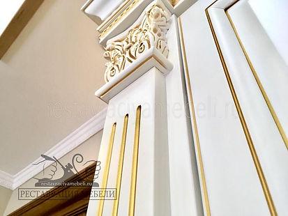 Реставрация мебели в Москве выполненная нашими мастерами в домашних условиях