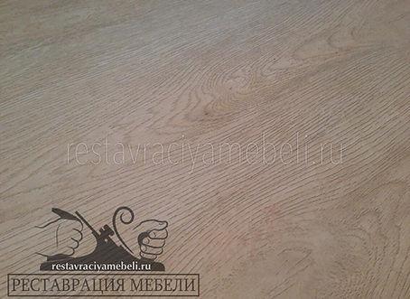 Как убрать скол или вмятину на полу из ламината