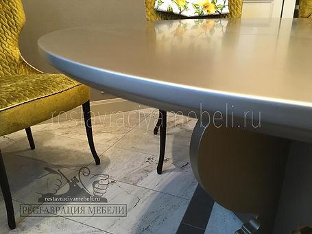 Реставрация и ремонт кухонной мебели в Москве