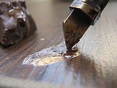 Вмятины на мебели как удалить убрать