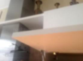 удаление ожогов на кухонной мебели и гарнирурах