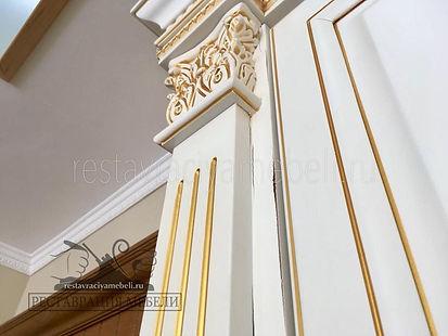 Реставрация и ремонт мебели в Москве фото до и после