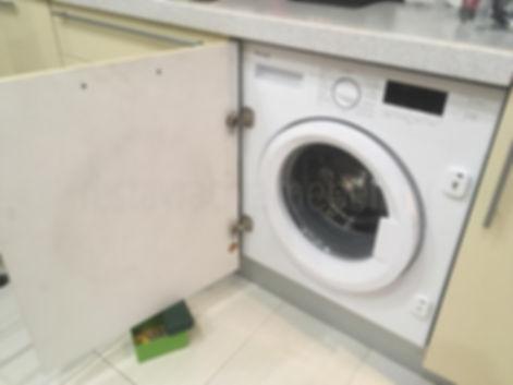 Несовпадают петли на фасаде для стиральной машины