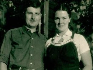 Camp Watervliet owners Henry & Velma Tatter