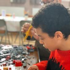 Monthly Lego Club