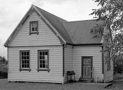 Old School House at KohuKohu Hokianga