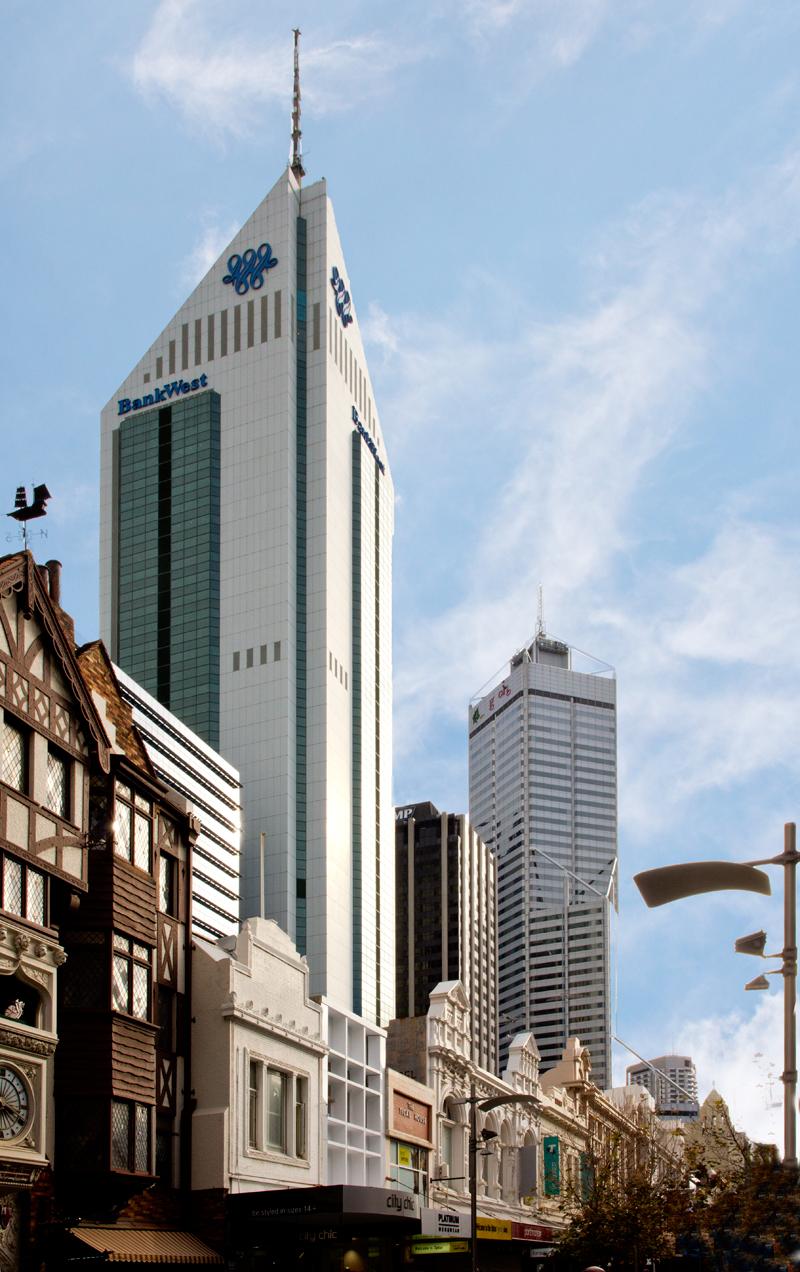 Perth - Hi-rise & tradition