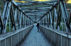 Brunner Mine Bridge West Coast