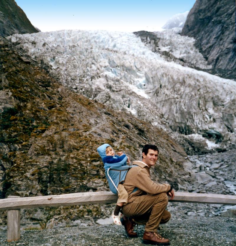 Franz Josef 1980s