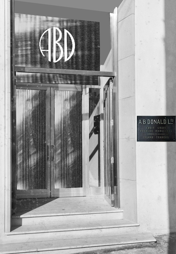 ABDonald Ltd, H.O. Auckland