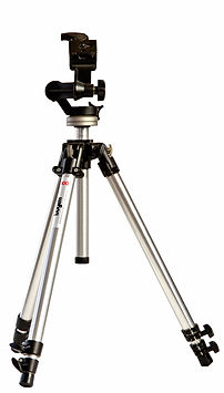 Bogen-Manfrotto 3001 tripod with 3025 head