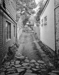 Maldon alleyway