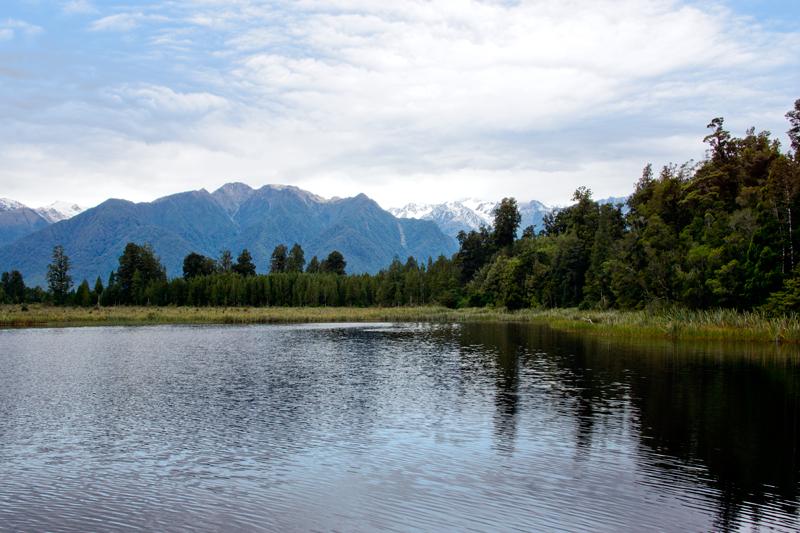 Lake Matheson