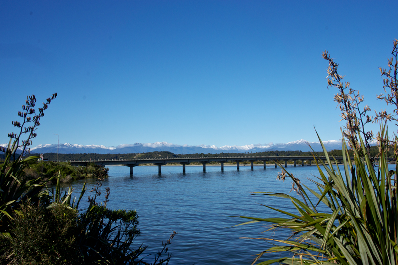 Hokitika River Bridge