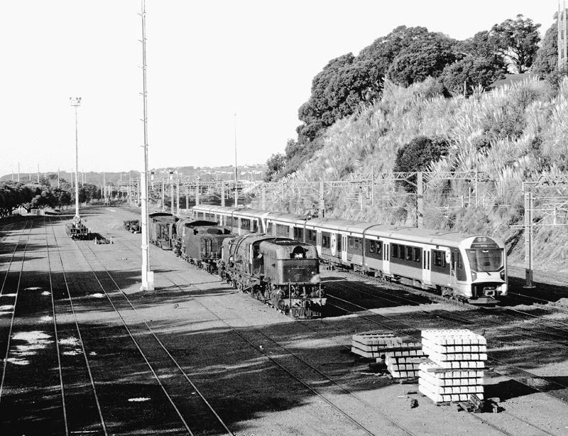 Quay St Railway yards